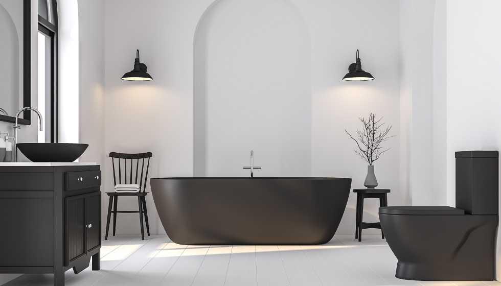 Baños Inteligentes con servicios domoticos