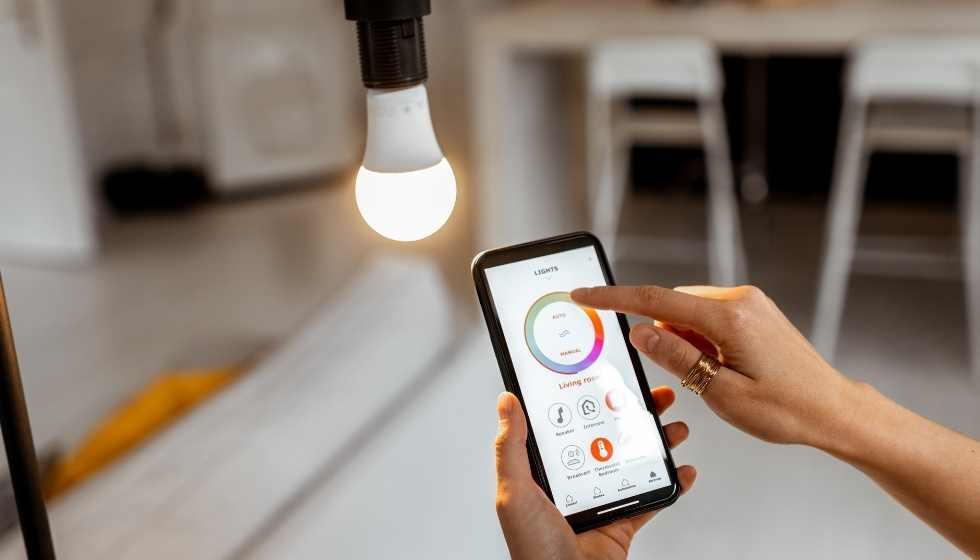 Control de luz con Domótica - SIGNUM