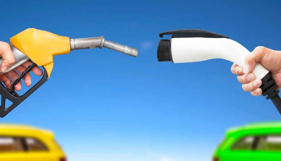 Gasolina VS Electricidad