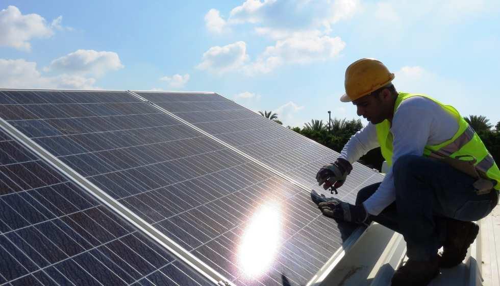 Instalación placas solares - SIGNUM